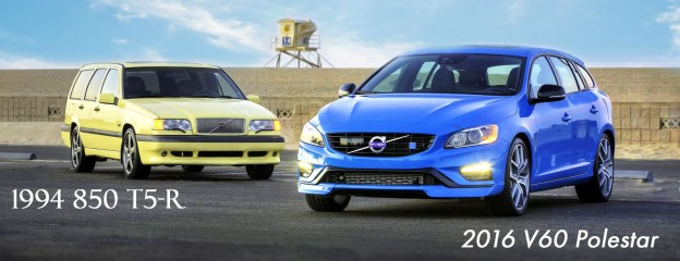 Drivers, start your Volvo Polestar engines…